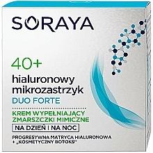 Fragrances, Perfumes, Cosmetics Face Cream - Soraya Duo Forte Face Cream 40+