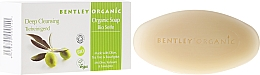 """Fragrances, Perfumes, Cosmetics Soap """"Deep Cleansing"""" - Bentley Organic Body Care Deep Cleansing Soap Bar"""