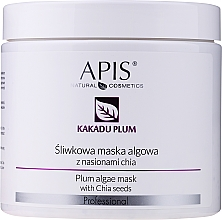Fragrances, Perfumes, Cosmetics Plum Face Mask - APIS Professional Kakadu Plum Cream