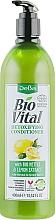 Fragrances, Perfumes, Cosmetics Nettle & Lemon Conditioner - DeBa Bio Vital Detoxifyng Conditioner