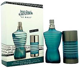 Fragrances, Perfumes, Cosmetics Jean Paul Gaultier Le Male - Set (edt/75ml + deo stick/75ml)