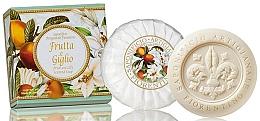 """Fragrances, Perfumes, Cosmetics Natural Soap """"Fruits & Lily"""" - Saponificio Artigianale Fiorentino Fruits&Lily Soap"""
