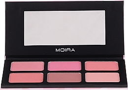 Fragrances, Perfumes, Cosmetics Face Blush Palette - Moira Blossom & Adore Blush Palette