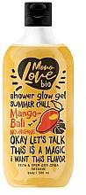 Fragrances, Perfumes, Cosmetics Nourishing Shower Cream-Gel - MonoLove Bio Mango-Bali Nourishing