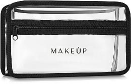 "Fragrances, Perfumes, Cosmetics Silicone Makeup Bag ""Allvisible"" 25x15,5x7,5 cm - MakeUp"