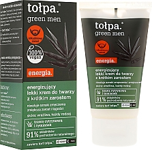 Hypoallergenic Face Cream - Tolpa Green Men Face Cream — photo N1