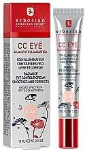 Fragrances, Perfumes, Cosmetics Under Eye CC-Cream - Erborian Finish CC Eye Cream