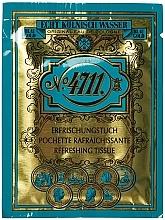 Fragrances, Perfumes, Cosmetics Maurer & Wirtz 4711 Original Eau de Cologne - Refreshing Tissue
