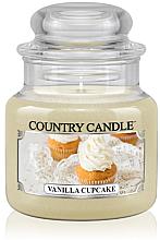 "Fragrances, Perfumes, Cosmetics Scented Candle ""Vanilla Cupcake"" (jar) - Country Candle Vanilla Cupcake"