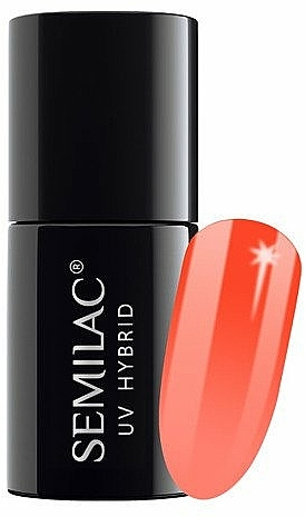 Nail Polish - Semilac Thermal UV Hybryd Nail Polish