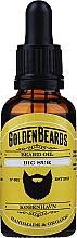Fragrances, Perfumes, Cosmetics Big Sur Beard Oil - Golden Beards Beard Oil