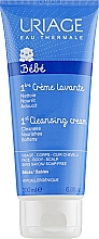 Fragrances, Perfumes, Cosmetics Cleansing Foaming Cream for Kids and Babies - Uriage Babies Cream Lavante