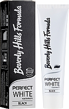Fragrances, Perfumes, Cosmetics Toothpaste - Beverly Hills Perfect White Black