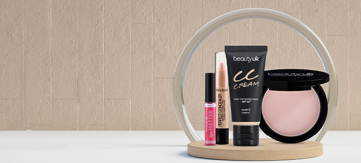 Buy Beauty UK products for the amount of £8 or more and get a free lipstick