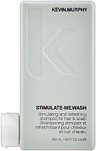 Fragrances, Perfumes, Cosmetics Refreshing Men Shampoo - Kevin.Murphy Stimulate-Me Wash