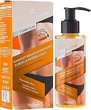Fragrances, Perfumes, Cosmetics Body Mask - Farmona Nivelazione Turbo Slim Acid Stretch Mark Reductor