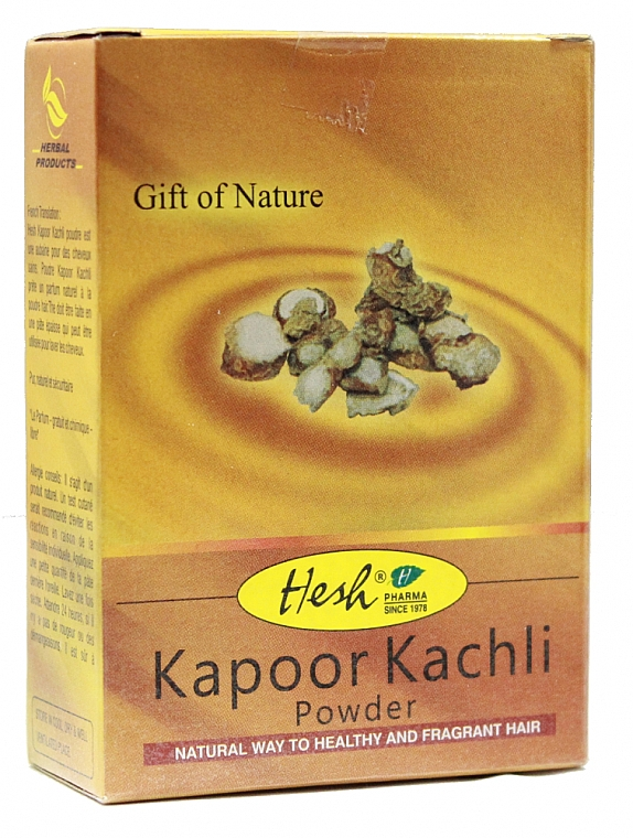 Powder Mask for Dry & Weak Hair - Hesh Kapoor Kachli Powder