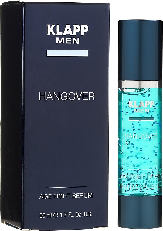 Men Face Serum - Klapp Men Hangover Age Fight Serum