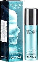 Fragrances, Perfumes, Cosmetics Anti-Aging Cream - Alcina Pre-Aging Cream