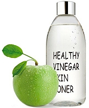 Fragrances, Perfumes, Cosmetics Face Toner 'Apple' - Real Skin Healthy Vinegar Skin Toner Apple