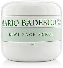 Fragrances, Perfumes, Cosmetics Kiwi Face Scrub - Mario Badescu Kiwi Face Scrub