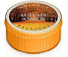 Fragrances, Perfumes, Cosmetics Tea Candle - Kringle Candle Autumn Amber Daylight