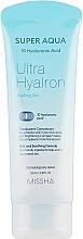 Fragrances, Perfumes, Cosmetics Hyaluronic Acid Peeling Gel - Missha Super Aqua Ultra Hyalron Peeling Gel
