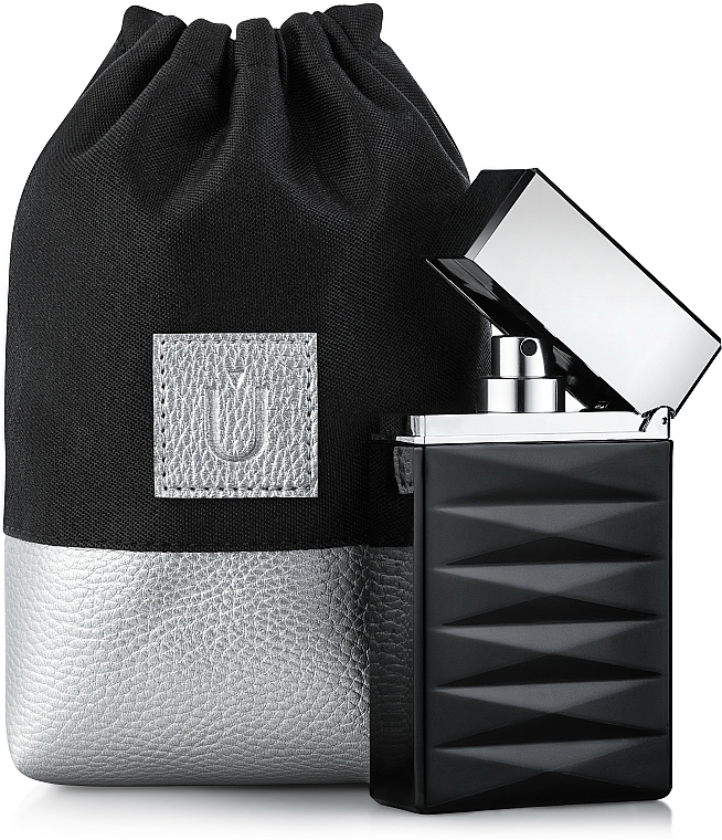 """Gift Pouch for Perfume, black """"Perfume Dress"""" - MakeUp"""