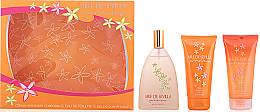 Fragrances, Perfumes, Cosmetics Instituto Espanol Aire de Sevilla Primavera - Set (edt/150ml + s/g/150ml + b/cr/150ml)