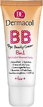 Fragrances, Perfumes, Cosmetics BB Face Cream 8 in 1 - Dermacol BB Magic Beauty Cream