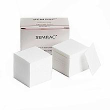 Set - Semilac Hybrid Manicure Set (lamp + n/base/3ml + n/top/3ml + n/polish/3ml + n/cl/50ml + n/aceton/50ml + n/rem/wraps/50pc + n/pads/200pc + n/file/1pc + n/sticks/10pc) — photo N8