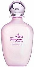 Fragrances, Perfumes, Cosmetics Salvatore Ferragamo Amo Ferragamo Flowerful - Shower Gel
