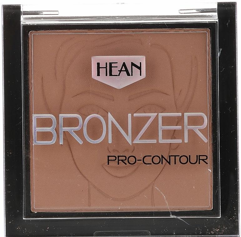 Face Bronzer - Hean Pro-contour Bronzer