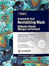 Fragrances, Perfumes, Cosmetics Face Mask - Leaders 7 Wonders Amazonian Acai Revitalizing Mask