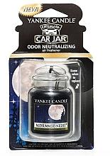Fragrances, Perfumes, Cosmetics Car Air Freshener - Yankee Candle Car Jar Midsummers Night