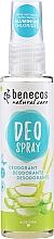 """Fragrances, Perfumes, Cosmetics Deodorant Spray """"Aloe Vera"""" - Benecos Natural Care Aloe Vera Deo Spray"""
