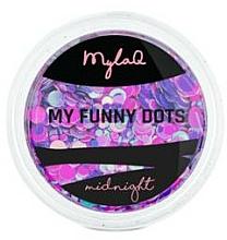 Fragrances, Perfumes, Cosmetics Nail Art Sequins - MylaQ My Funny Dots