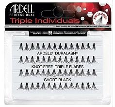 Fragrances, Perfumes, Cosmetics Individual Lashes Kit - Ardell Triple Individual Short Black