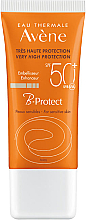 Fragrances, Perfumes, Cosmetics Day Face Sunscreen - Avene Solaire B-Protect SPF 50+