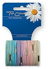 Fragrances, Perfumes, Cosmetics Hair Ties 24 pcs, 21275 - Top Choice
