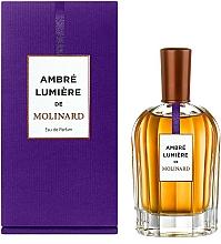 Fragrances, Perfumes, Cosmetics Molinard Ambre Lumiere - Eau de Parfum