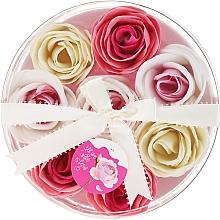 "Fragrances, Perfumes, Cosmetics Bath Confetti ""Vanilla"", 8 pcs - Spa Moments Bath Confetti Vanilla"