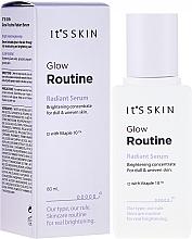 Fragrances, Perfumes, Cosmetics Glowing Face Serum - It's Skin Glow Routine Radiant Serum