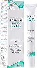 Fragrances, Perfumes, Cosmetics Eye and Lip Cream - Synchroline Aknicare Terproline Contour Eyes & Lips