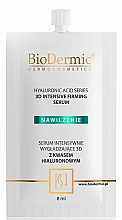 Fragrances, Perfumes, Cosmetics Face Serum - BioDermic Hyaluronic Acid 3D Intensive Firming Serum (mini)