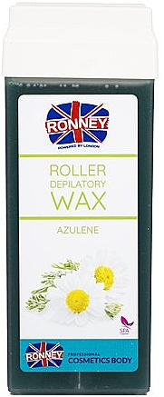 "Depilatory Wax in Cartridge ""Azulene"" - Ronney Wax Cartridge Azulene"