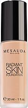 Fragrances, Perfumes, Cosmetics Hyaluronic Acid Foundation - Mesauda Milano Radiant Skin Foundation