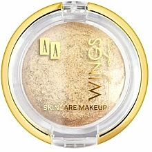 Fragrances, Perfumes, Cosmetics Baked Eyeshadow - AA Cosmetics Wings Of Color Mineral Baked Eyeshadow