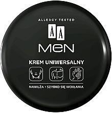 Fragrances, Perfumes, Cosmetics Universal Face and Hand Cream - AA Men