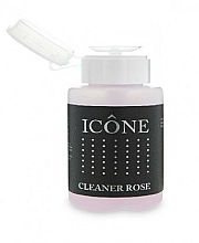 Fragrances, Perfumes, Cosmetics Nail Degreaser - Icone Cleaner Rose